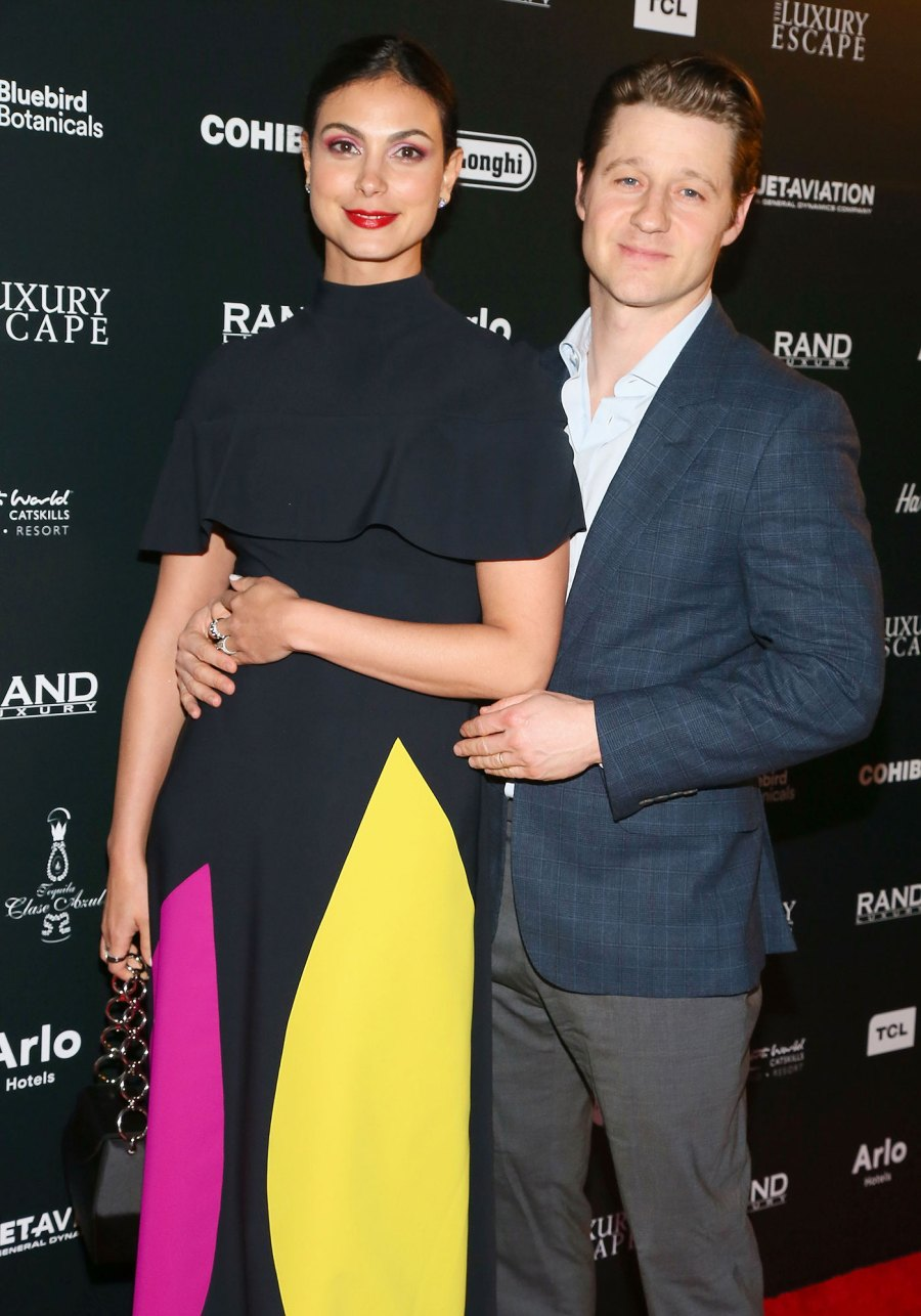 Morena Baccarin and Ben McKenzie Alone Time Parents