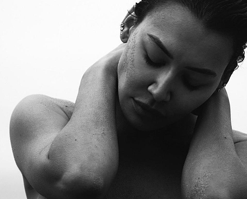 Naya-Rivera-Topless-Instagram