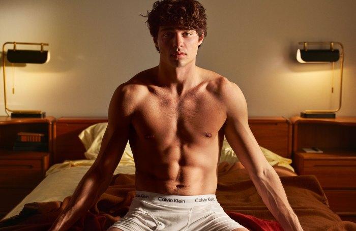 New Calvin Klein Underwear Campaign Noah Centineo