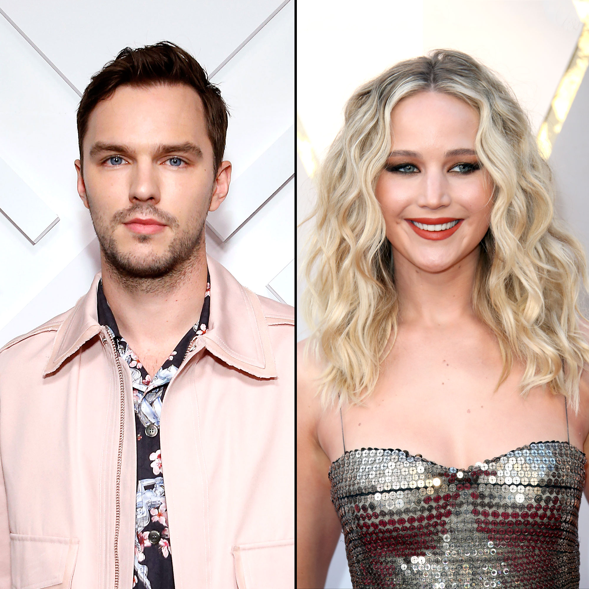Nicholas Hoult On Working With Ex Girlfriend Jennifer Lawrence