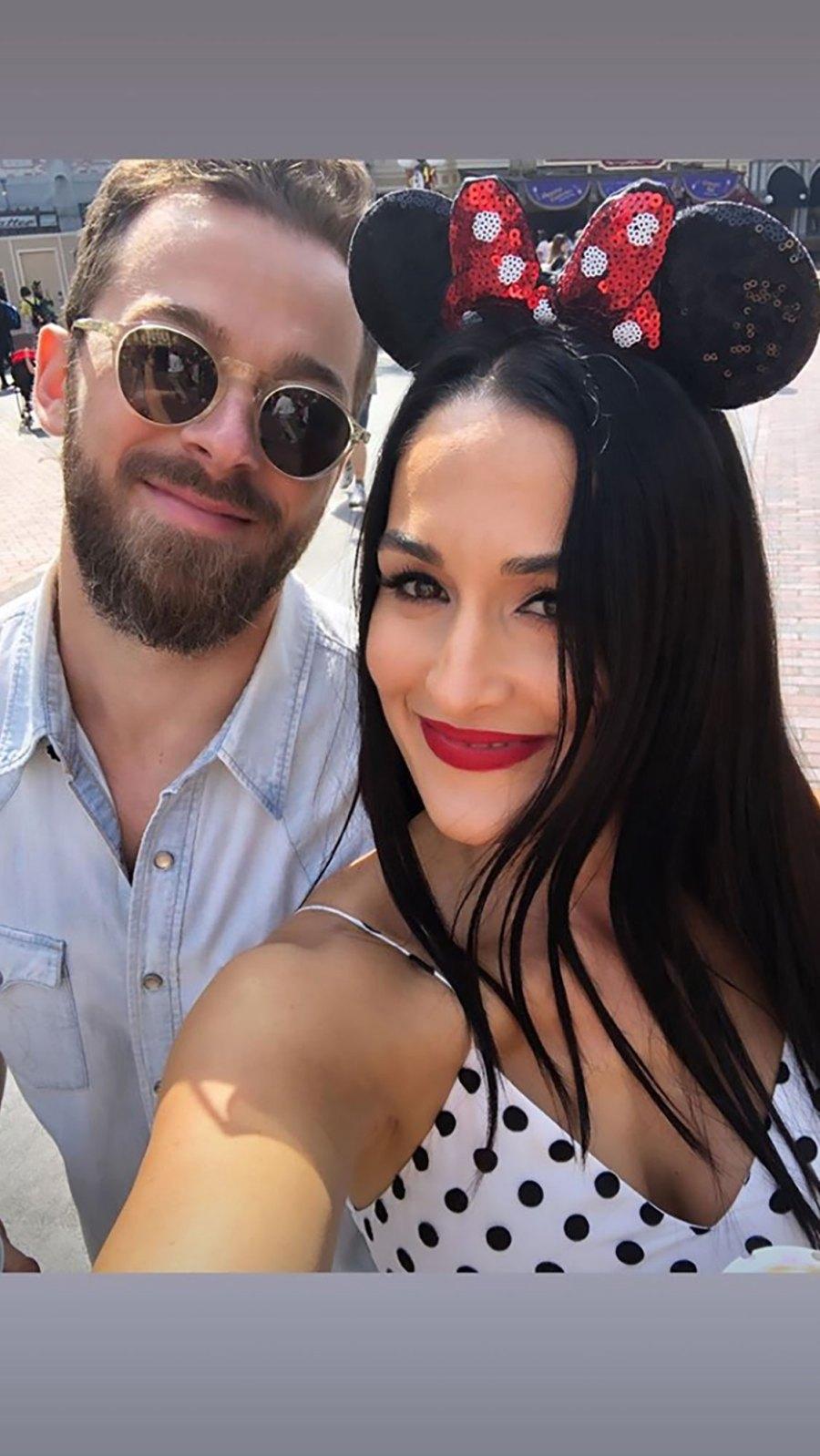 Nikki Bella and Artem Chigvintsev: A Timeline of Their Relationship