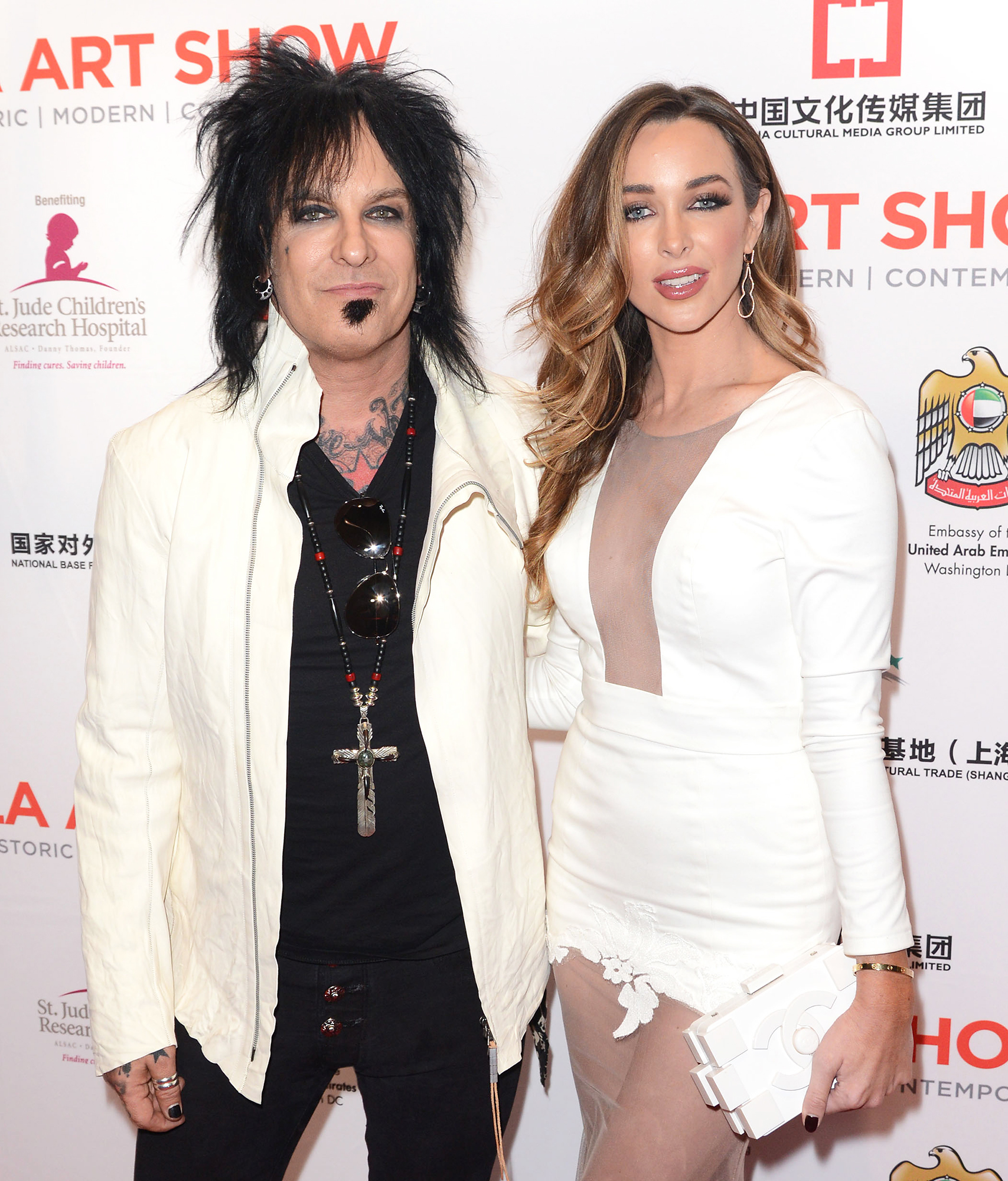 Nikki sixx and courtney