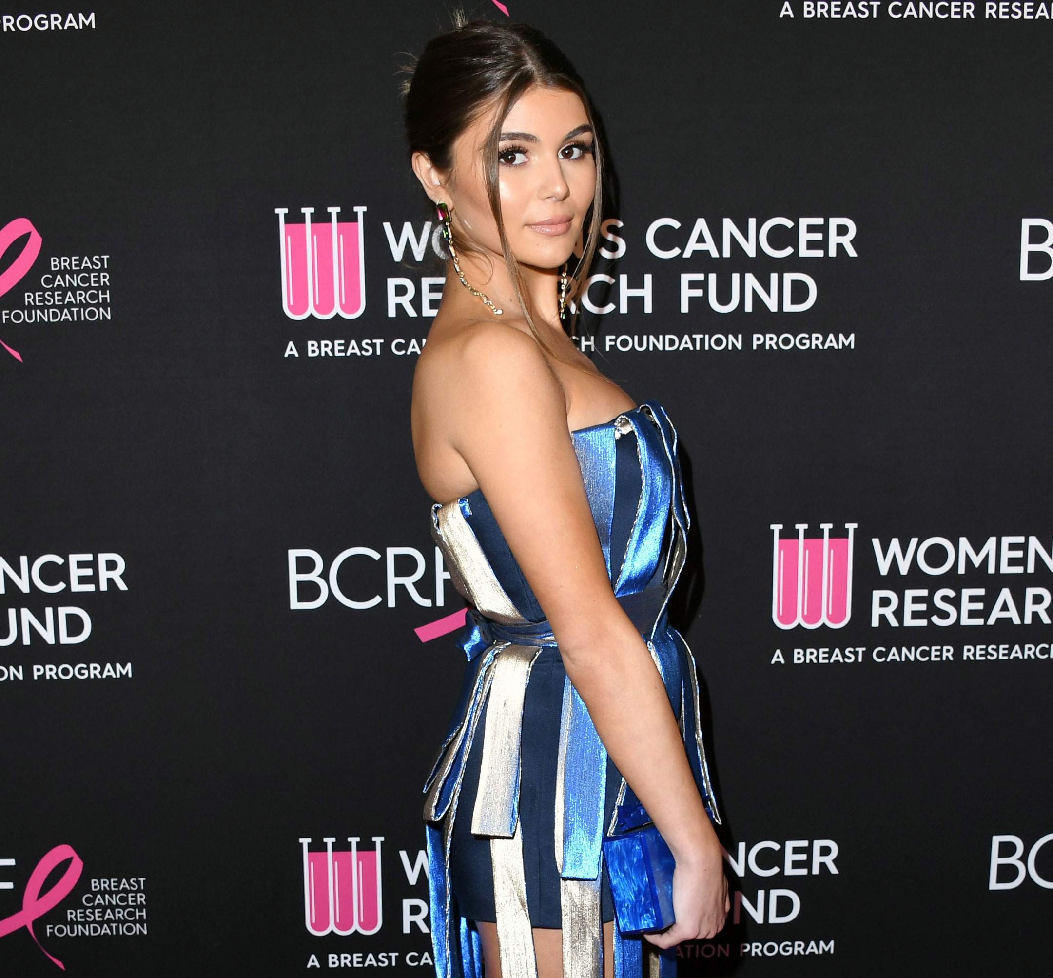 Olivia Jade Giannulli Anxious Spotlight College Admissions Scandal