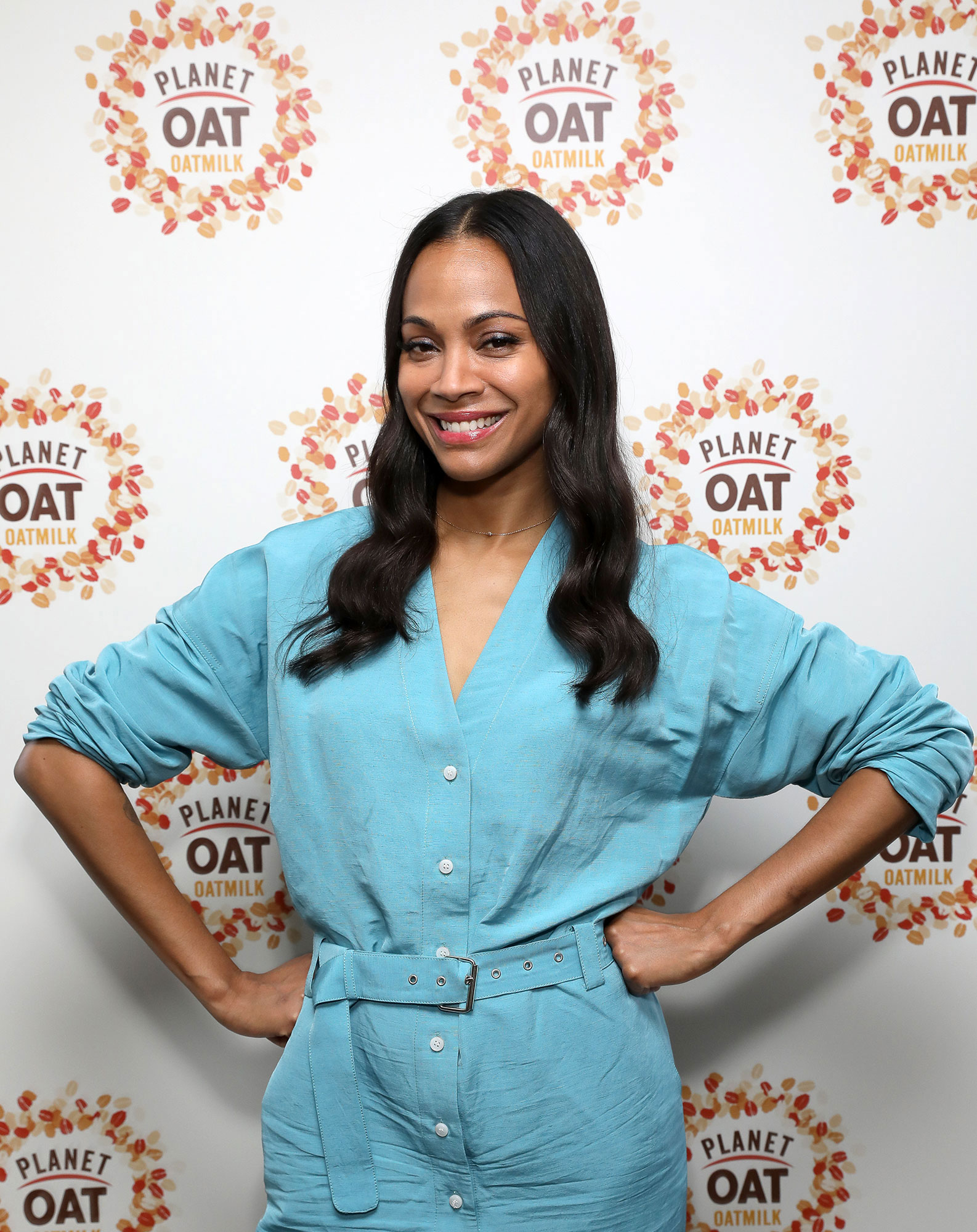 """Advice From Mothers Zoe Saldana - The Guardians of the Galaxy star's mother made her feel worthwhile in a simple yet meaningful way. """"Every time I'm about to walk out the door, whether it was to meet someone's folks or for an audition or a test, she'd say, 'Hey, Zoe,' and I was like, 'What?' 'I hope you have a good time. I hope you like them,'"""" she tells Us ."""