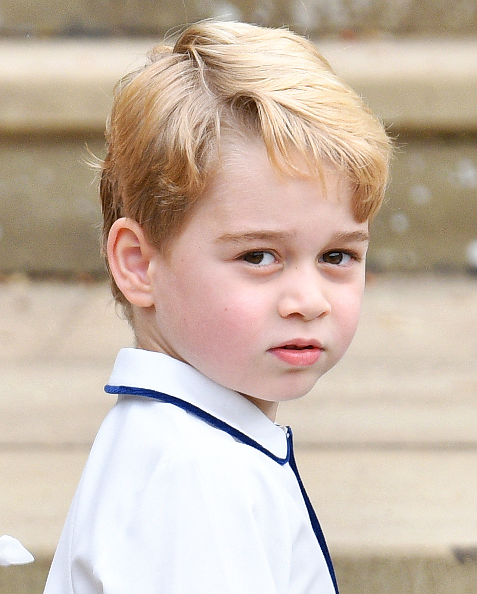 Whoops! Did Prince George Reveal Royal Baby Archie's Name in