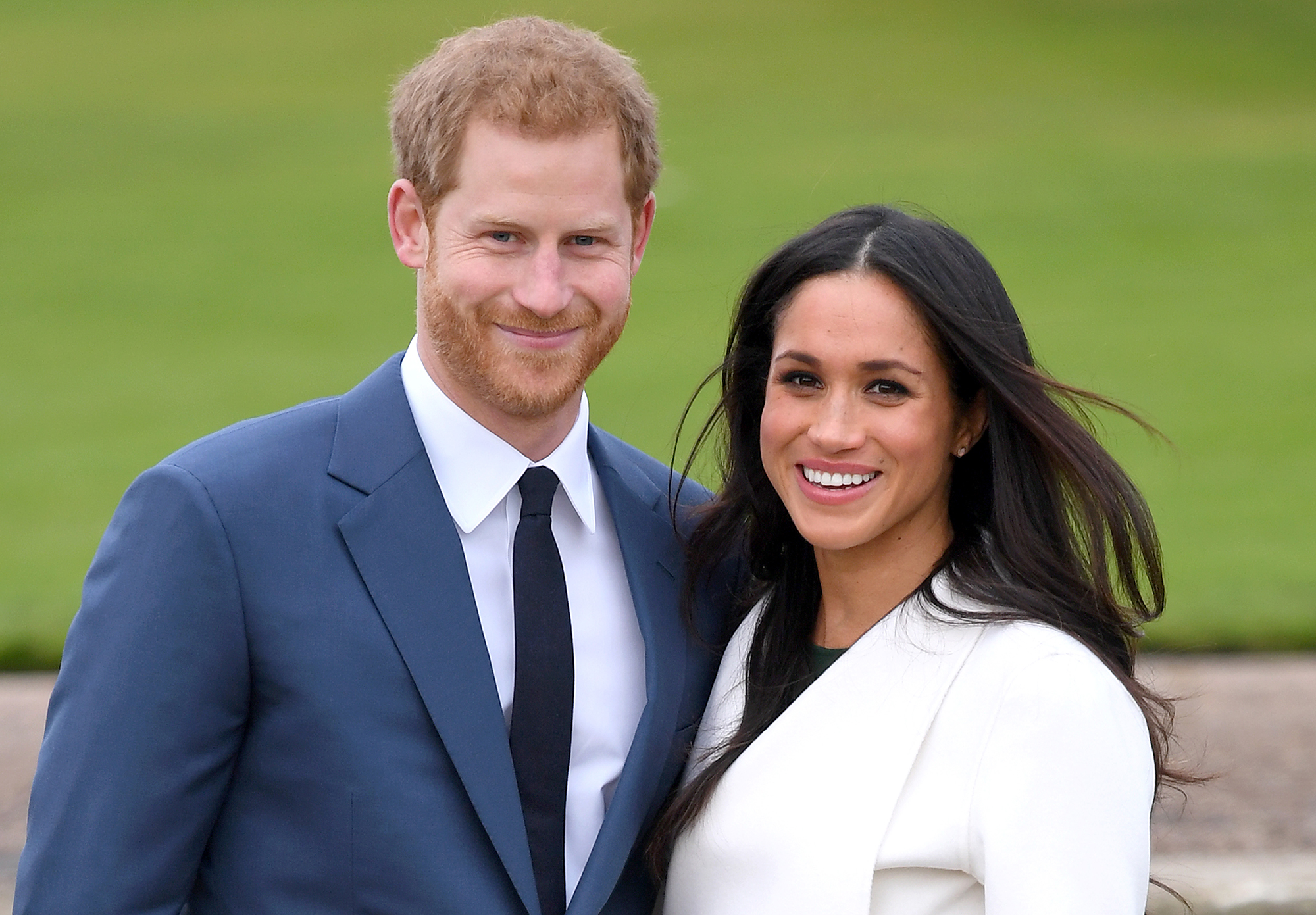Prince Harry and Duchess Meghan's 1st Year of Marriage - Prince Harry and Meghan Markle.