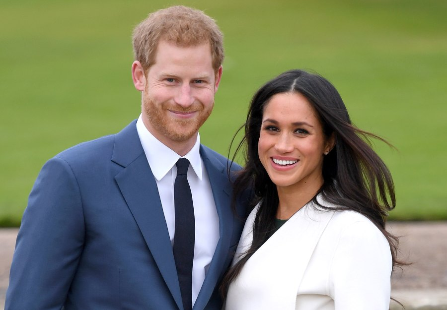 Prince Harry and Duchess Meghan's 1st Year of Marriage