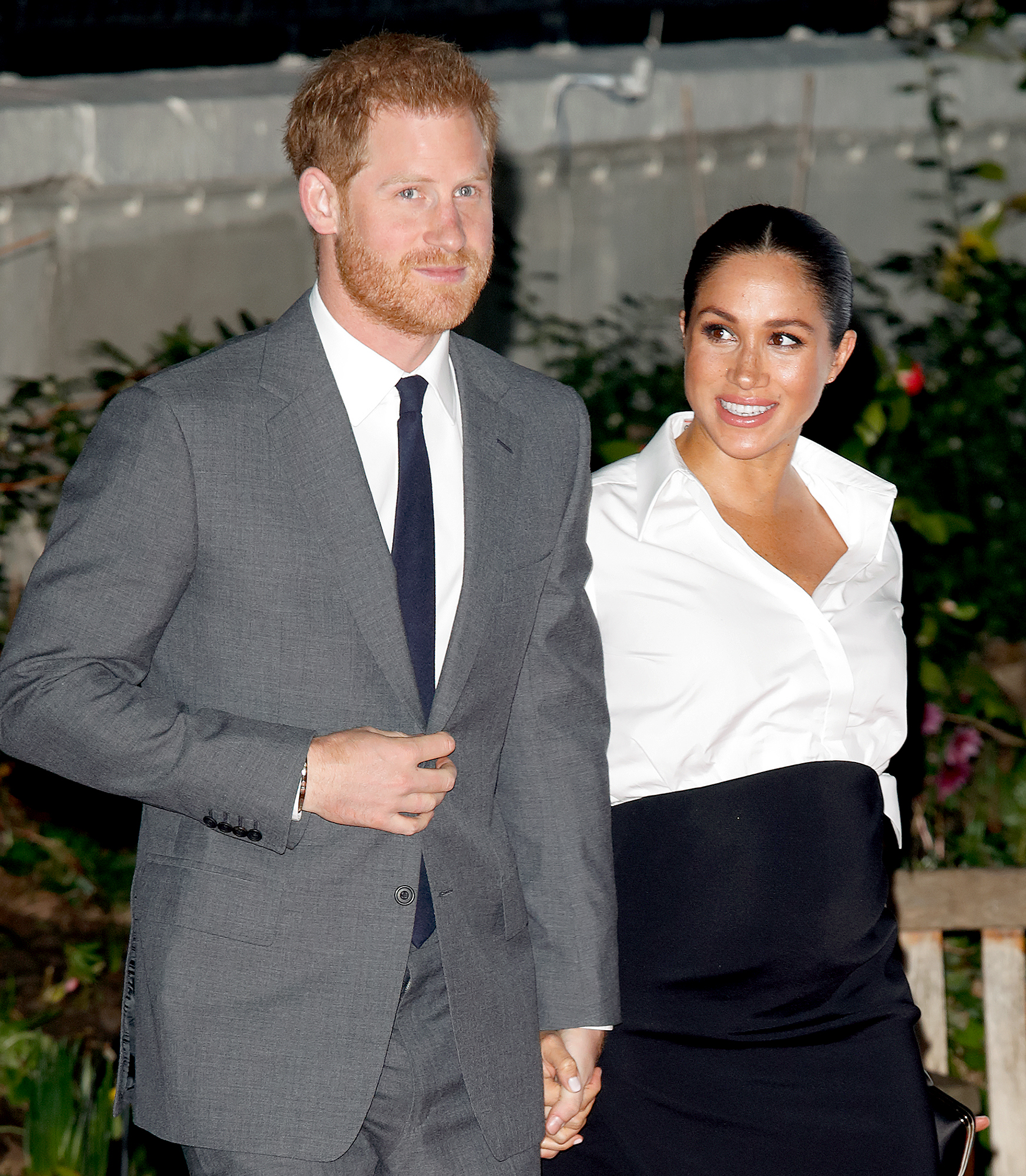 Bookmakers 'Convinced' Meghan, Harry's Royal Baby Already