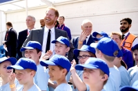 Prince-Harry-Helps-Open-The-Cricket-World-Cup