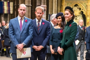 Prince-Harry,-Meghan-Markle-to-Split-Charity-With-William,-Kate