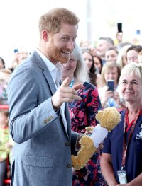 Prince Harry Oxford Children Hospital Gallery