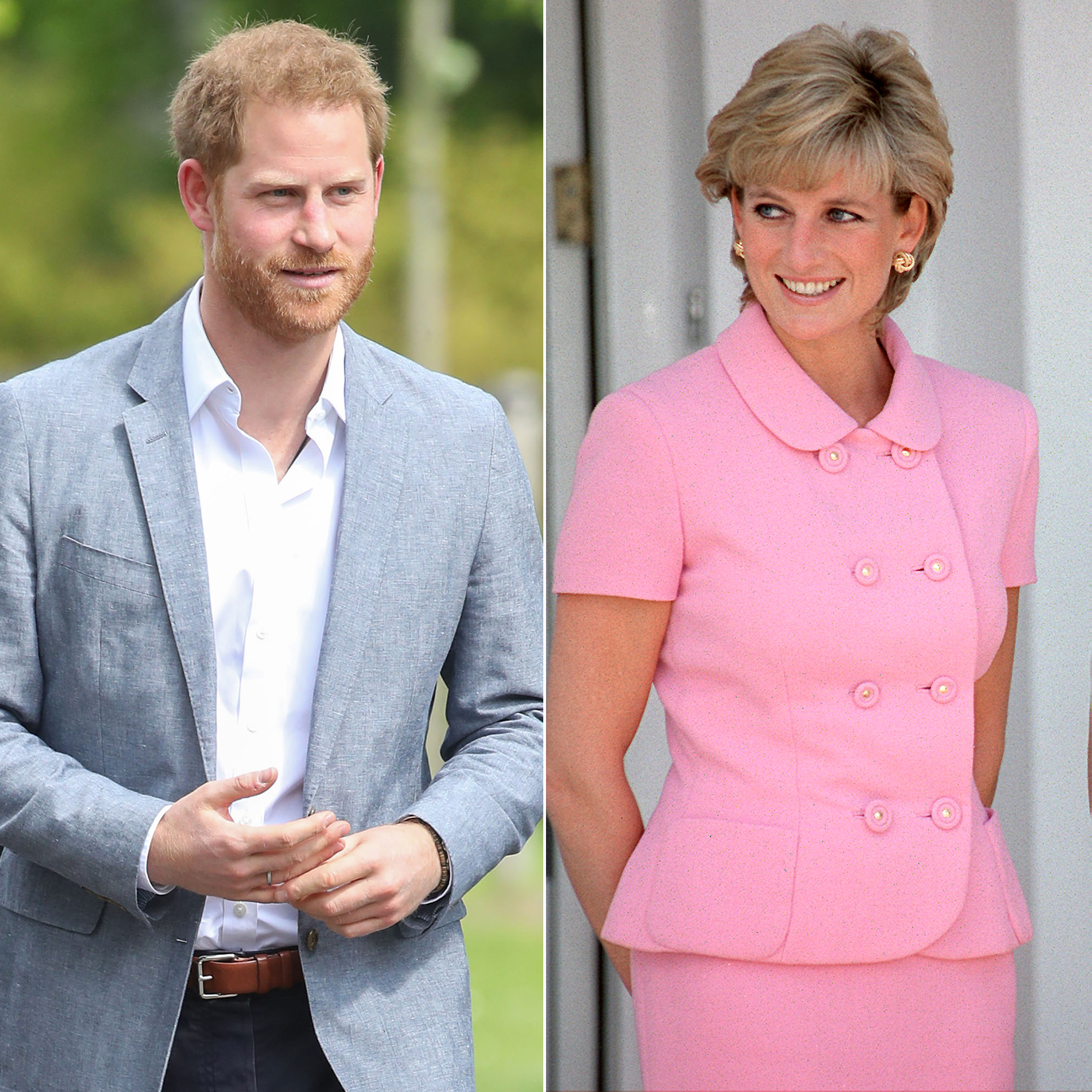 Prince Harry on Missing Mom Princess Diana After Birth of ...
