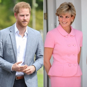 Prince Harry Reflects on Princess Diana After Birth of Son Archie