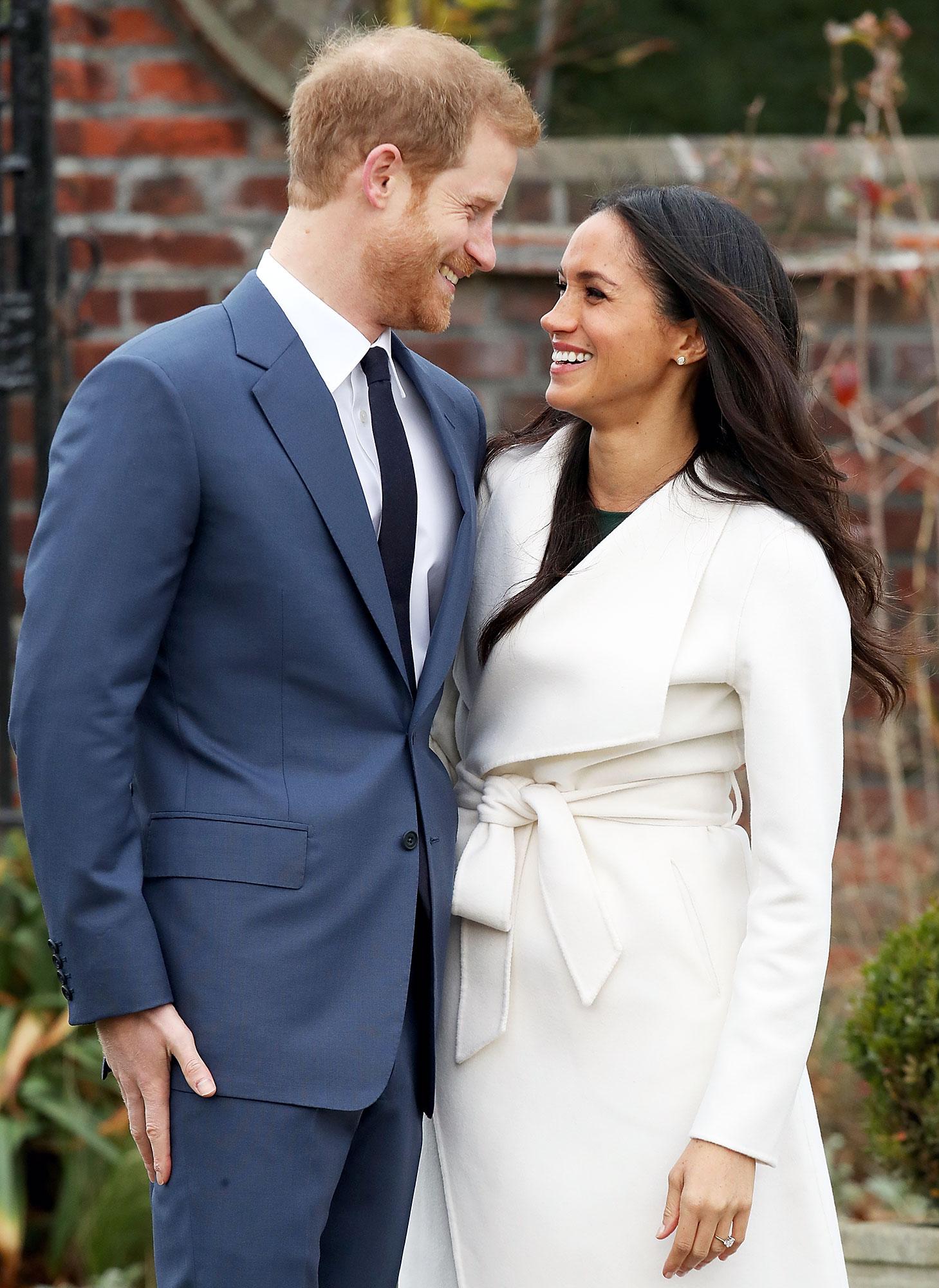 Prince Harry Royal Baby Birth Over The Moon Duchess Meghan