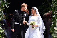 Prince Harry and Duchess Meghan A Timeline of Their Relationship May 2019 Anniversary