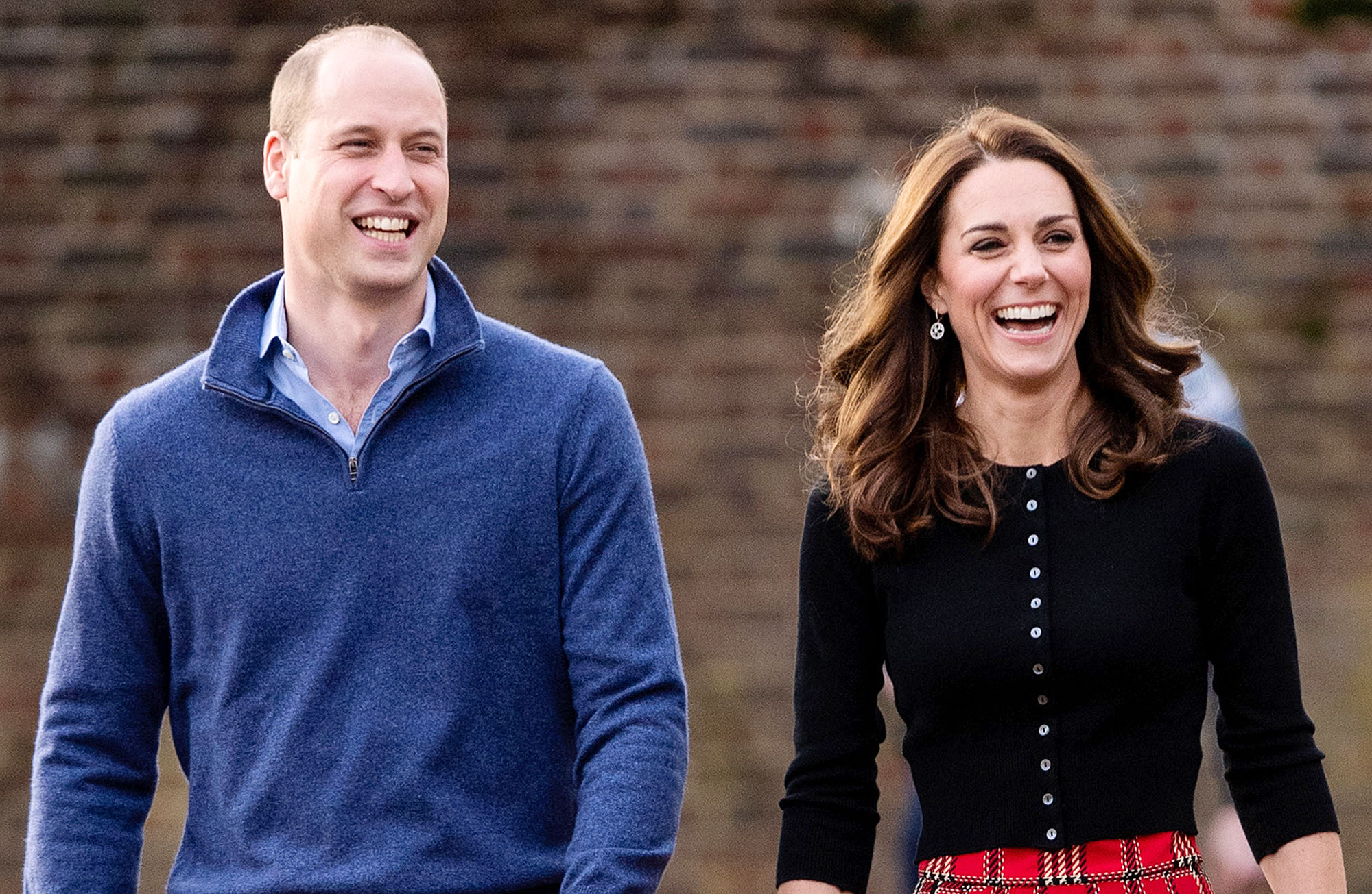Prince William Duchess Kate Princess Charlotte Nickname - Prince William and Duchess Kate attend a Christmas Party for families and children of deployed personnel from RAF Coningsby and RAF Marham serving in Cyprus, at Kensington Palace in London on December 4, 2018.