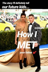 Priyanka Chopra Kids Meeting Nick Jonas Met Gala