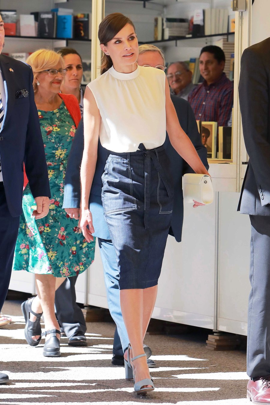 Queen Letizia of Spain Style Moments