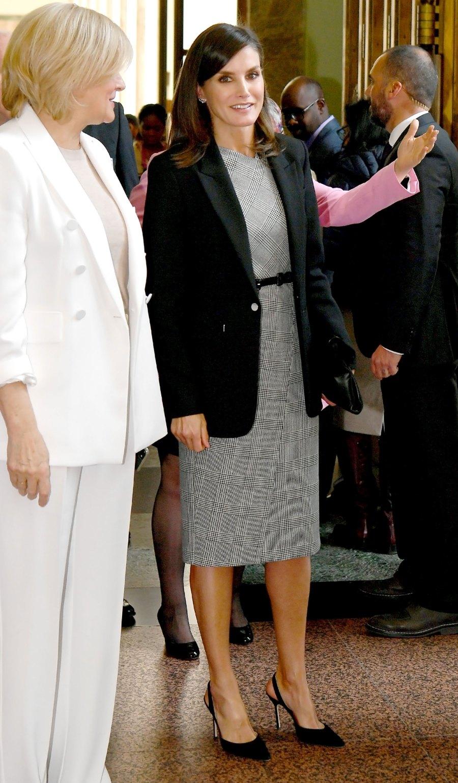 Queen Letizia Workwear Inspo