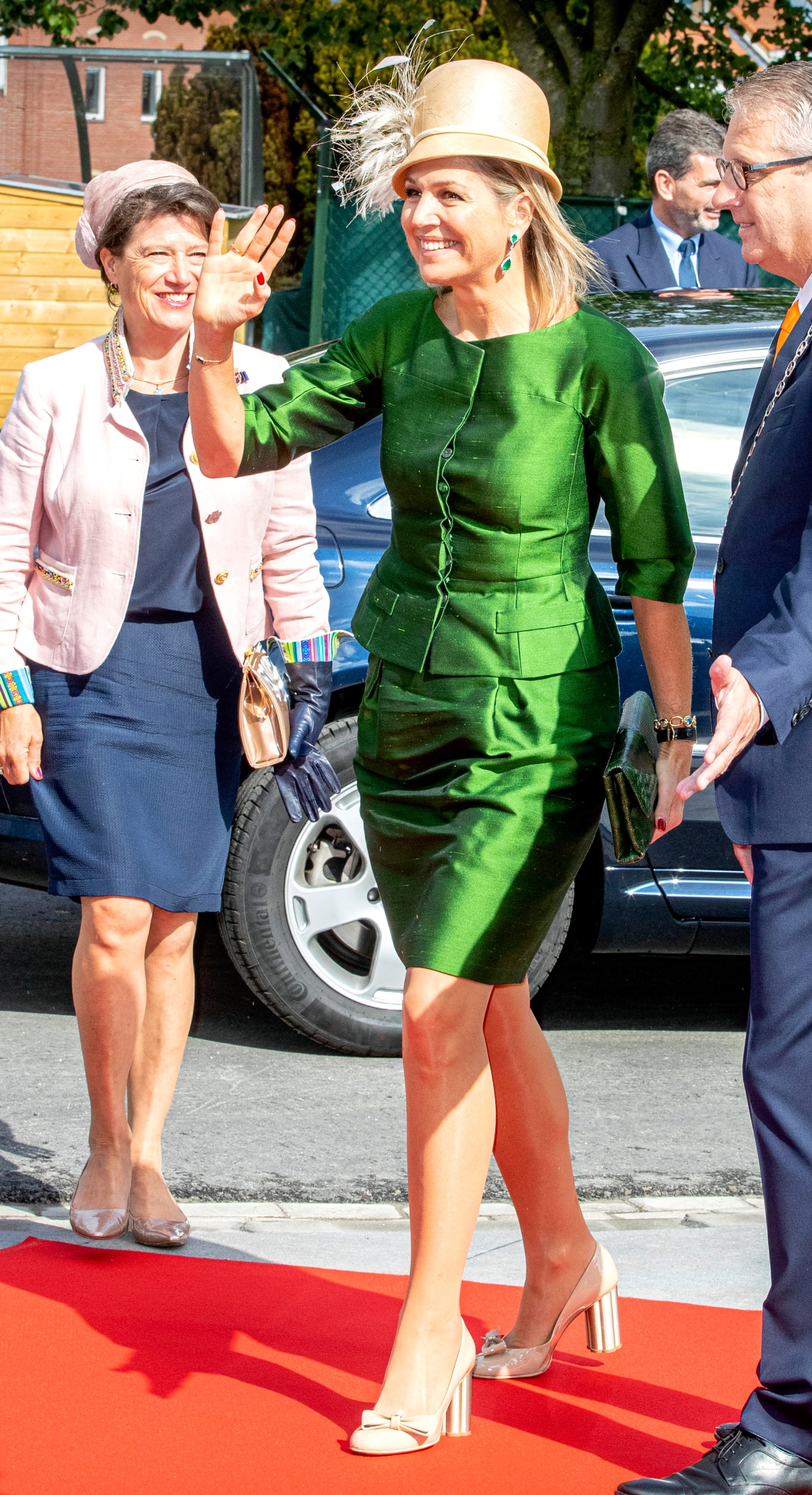 Queen Maxima of the Netherlands' Best Outfits, Dresses, Style