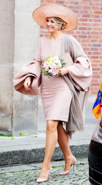 Queen Maxima One of the Most Stylish Royals