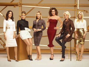 Real Housewives of New York City Reunion Cast