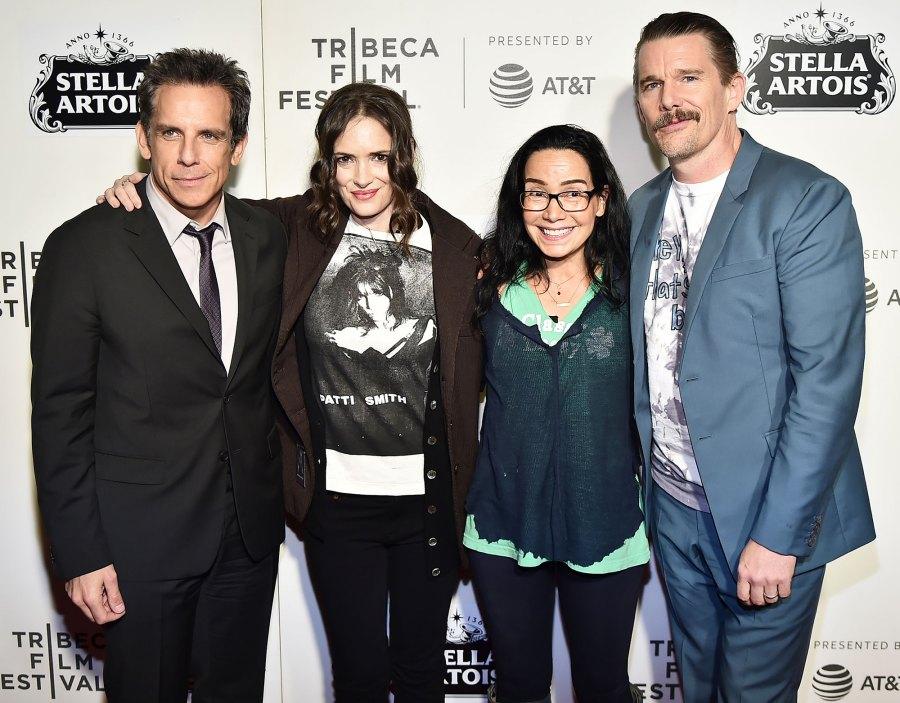 Reality Bites Reunion Tribeca Film Festival Ben Stiller Winona Ryder Janeane Garofalo Ethan Hawke