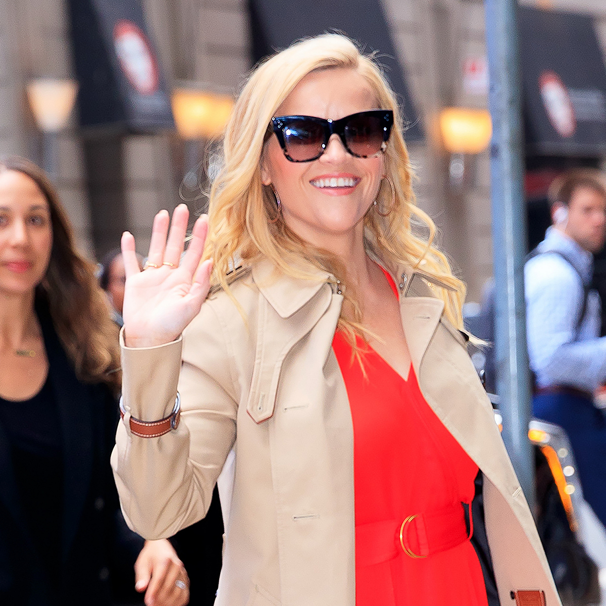 Reese Witherspoon GMA