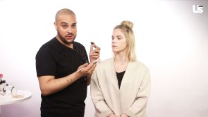 Rihanna's Makeup Pro Hector Espinal Shows Us How to Get a Believable Bronze on Pale Skin