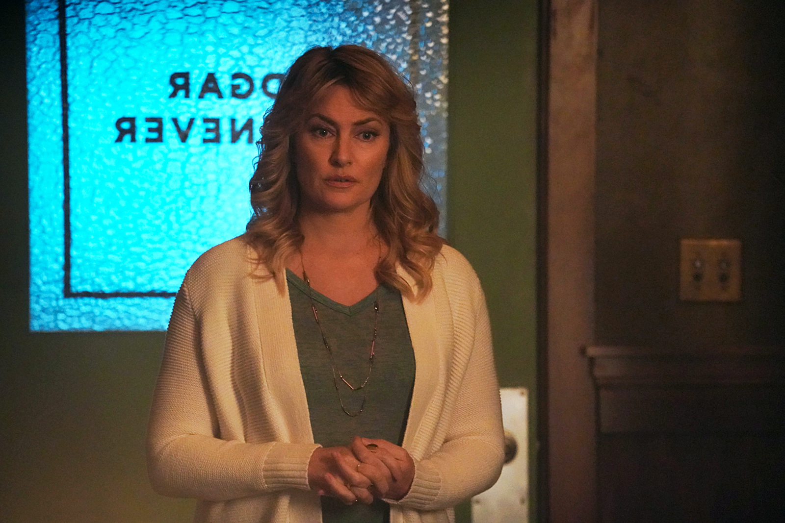 Riverdale Boss Answers Questions About Finale - Madchen Amick as Alice Cooper on The CW's 'Riverdale.