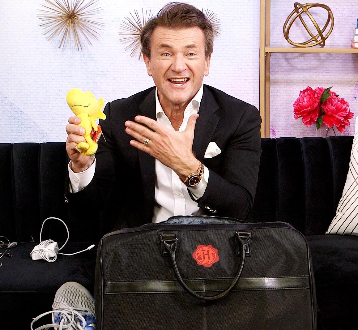 Robert-Herjavec-What's-in-my-Travel-Bag