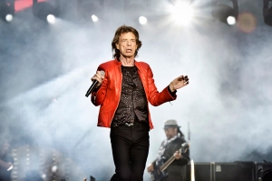 Rolling Stones Frontman Mick Jagger Moves