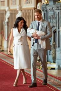 Royal Baby Name Reveal