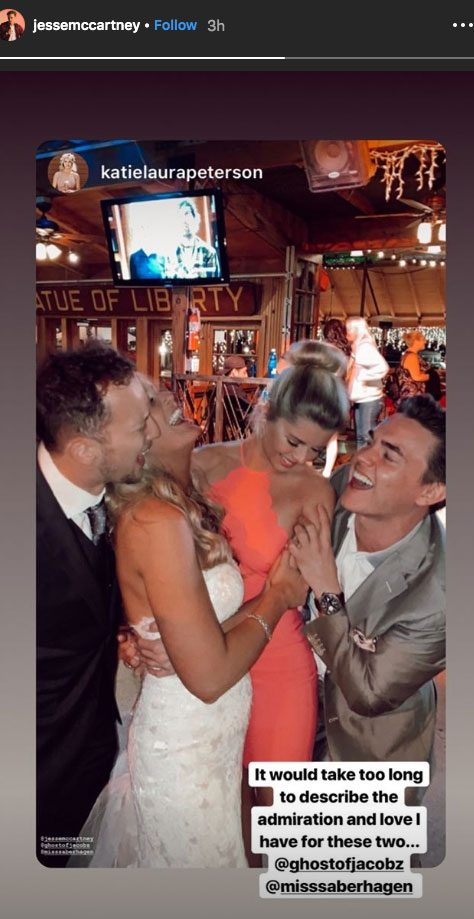 Rusty Is a Married Man! 'Greek' Alum Jacob Zachar Weds Brittany Saberhagen
