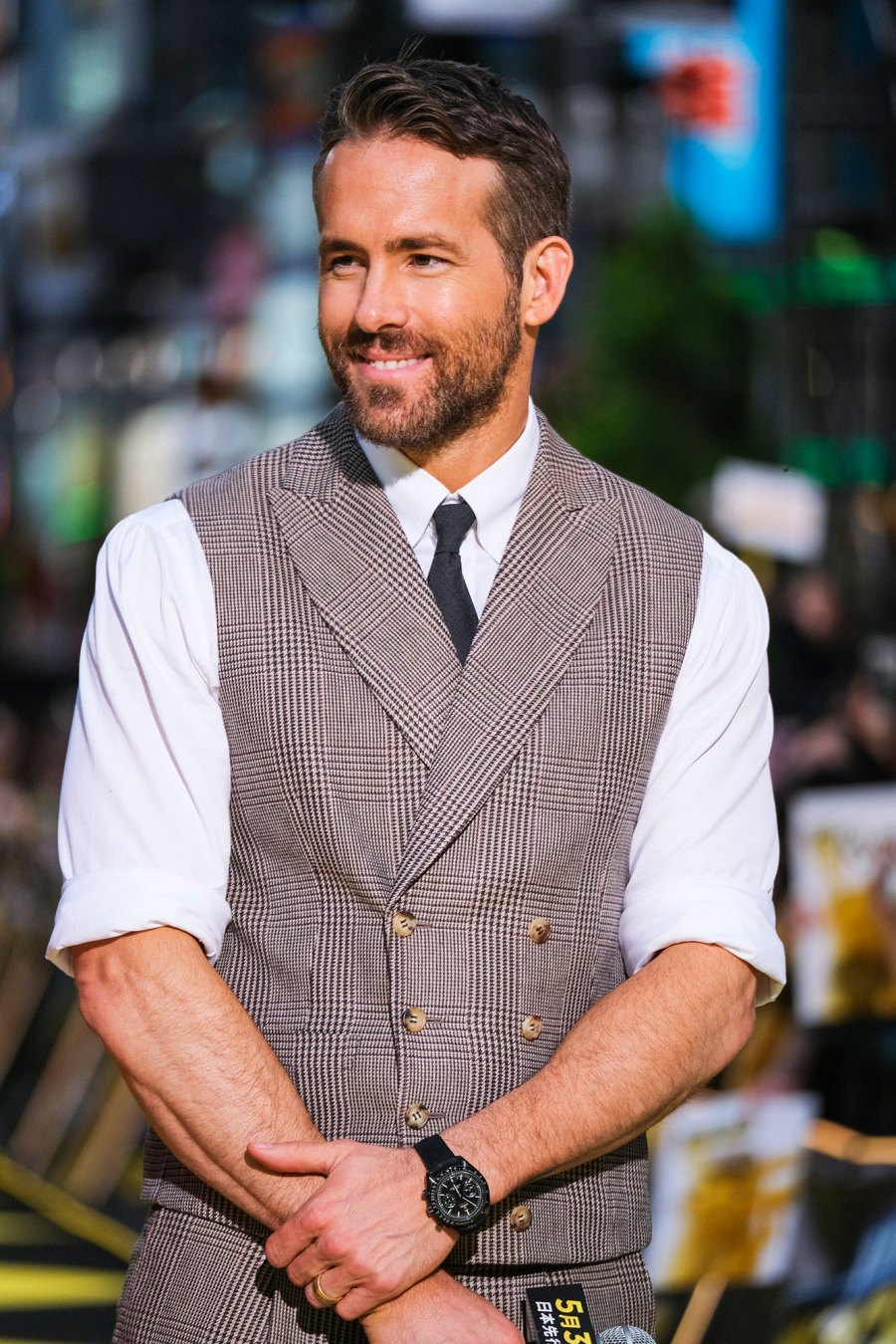 Ryan Reynolds and Blake Lively's Quotes About Their Daughters