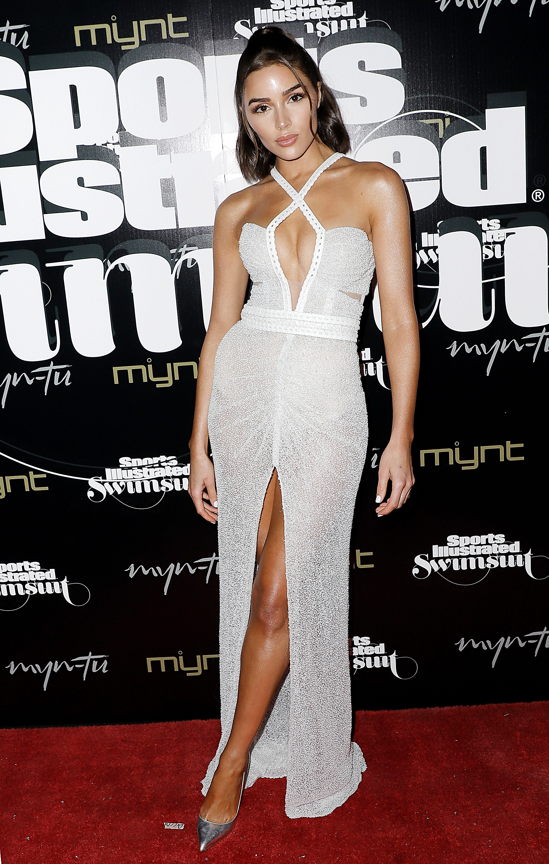 SI Swimsuit Models Reveal How They Prepped for Their Shoots - Olivia Culpo attends the Sports Illustrated Swimsuit Celebrates 2019 Issue Launch at Myn-Tu on May 11, 2019 in Miami, Florida.