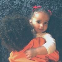 Saint West's Baby Album