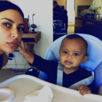 Saint West's Baby Album