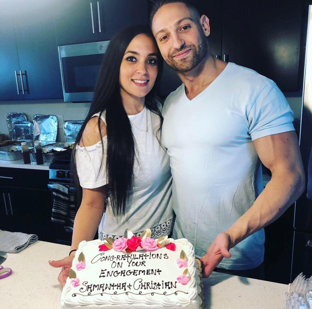 Jersey Shore's Sammi 'Sweetheart' Celebrates Engagement: Photos