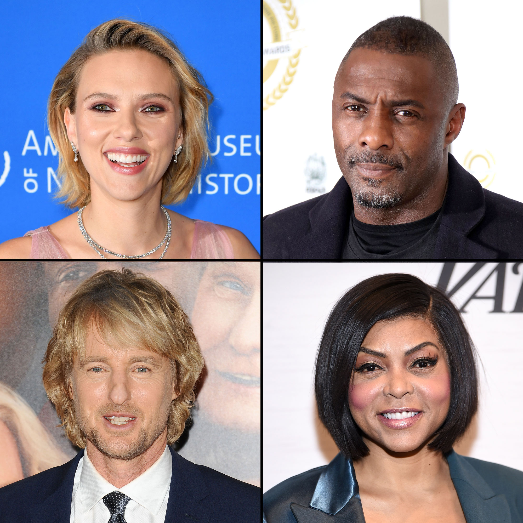 Scarlett Johansson Idris Elba Owen Wilson Taraji P. Henson Disney and Pixar Voice - Actress Scarlett Johansson attends the American Museum of Natural History's 2018 Museum Gala on November 15, 2018 in New York City. (Photo by Angela Weiss / AFP) (Photo credit should read ANGELA WEISS/AFP/Getty Images) LONDON, ENGLAND – MARCH 27: Idris Elba attends the National Film Awards at Porchester Hall on March 27, 2019 in London, […]