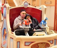 Selena Gomez Steve Yaris Just Friends Disneyland