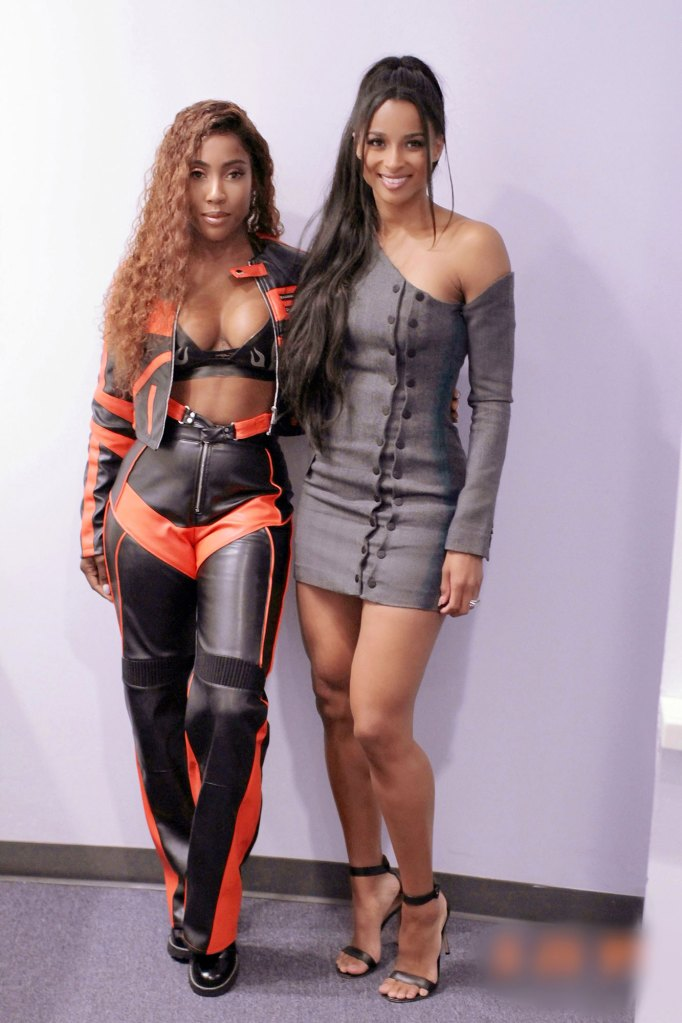 Online VIP Sevyn Streeter and Ciaa