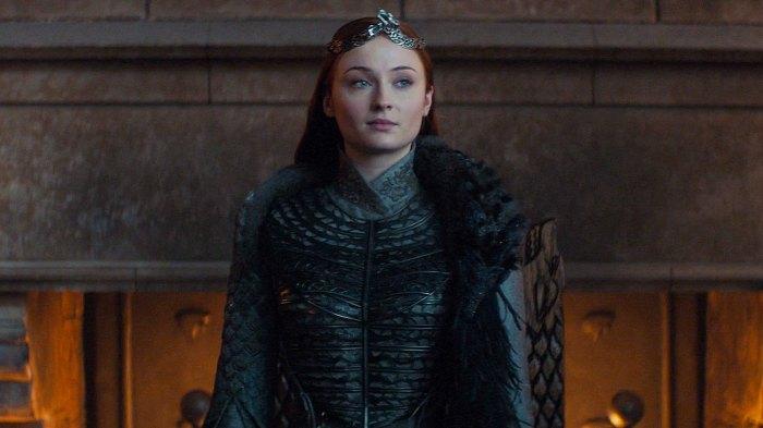 Sophie Turner Slams Game of Thrones Petition