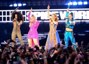 Spice Girls Kick Off Their 2019 Reunion Tour Dublin