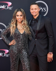 Stephen Curry Supports Wife Ayesha Curry Backlash