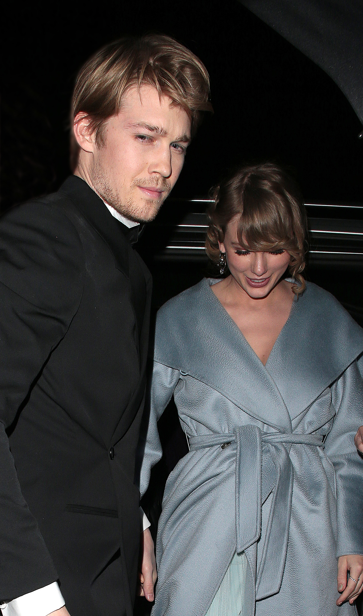 """Taylor Swift's Dating History - In May 2017, word got out that the """"Gorgeous"""" songstress had been dating the British actor — for months! Swift had allegedly been stepping out in London wearing disguises to keep their relationship on the down-low, and even went as far as renting a London pad to be close to her man."""