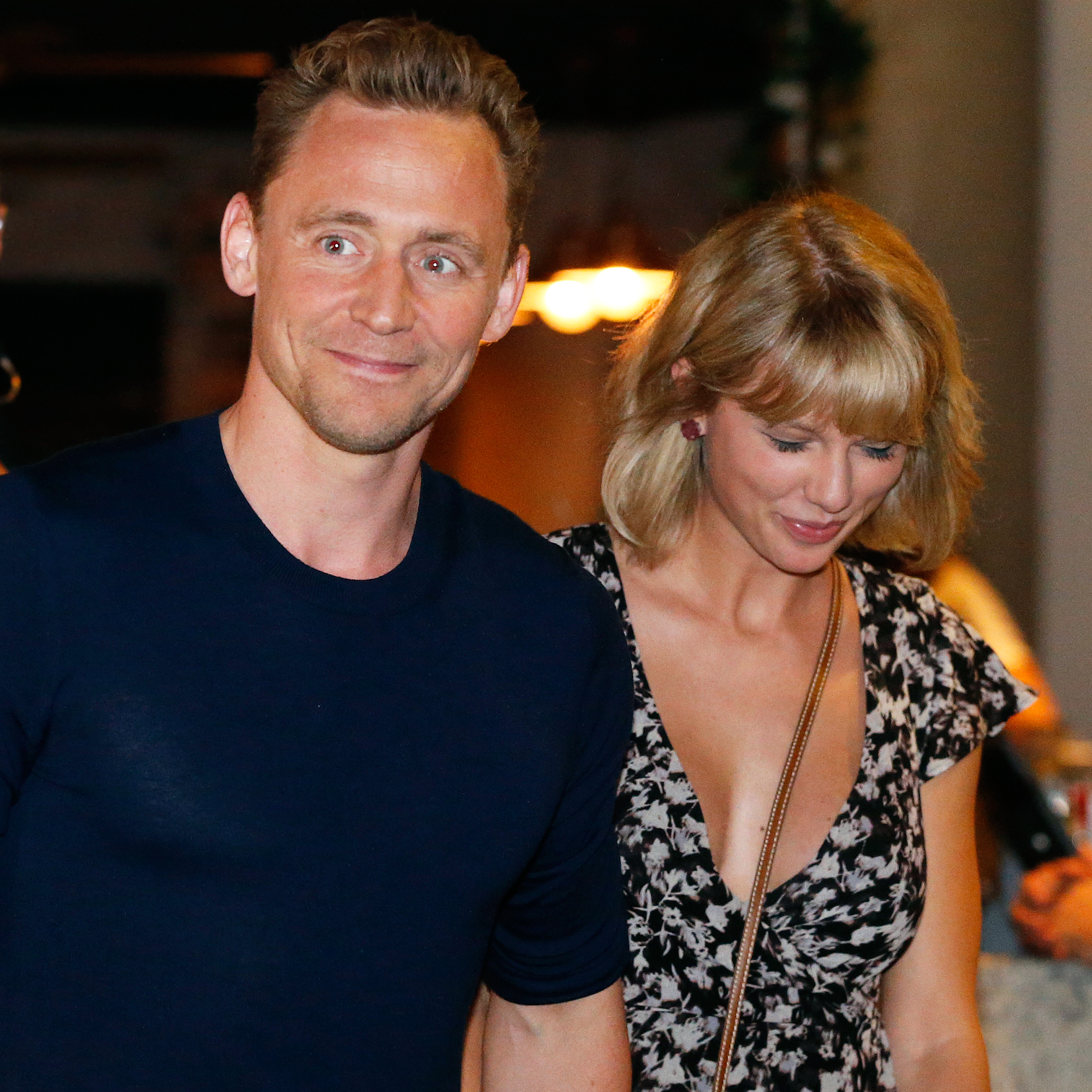 """Taylor Swift's Dating History - Two weeks after her split from Harris, Swift was spotted kissing the Thor actor in Rhode Island. """"They were all over each other — hugging and kissing — even though there were 20 people coming and going on the beach,"""" an eyewitness told The Sun in June 2016."""