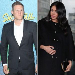 Duchess Meghan's Ex-Husband Reacts to Royal Baby Birth