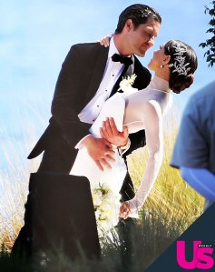 Val Jenna Chmerkovskiy Parents Met at Wedding