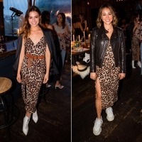 Who Wore It Best Kristina Schulman and Danielle Lombard